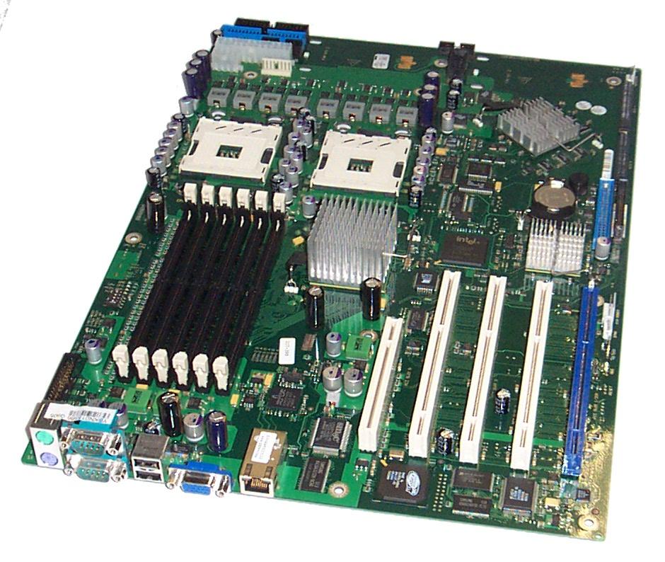 Fujitsu Siemens D1919-B11 Primergy TX200 S2 Dual Socket 604 Server  Motherboard