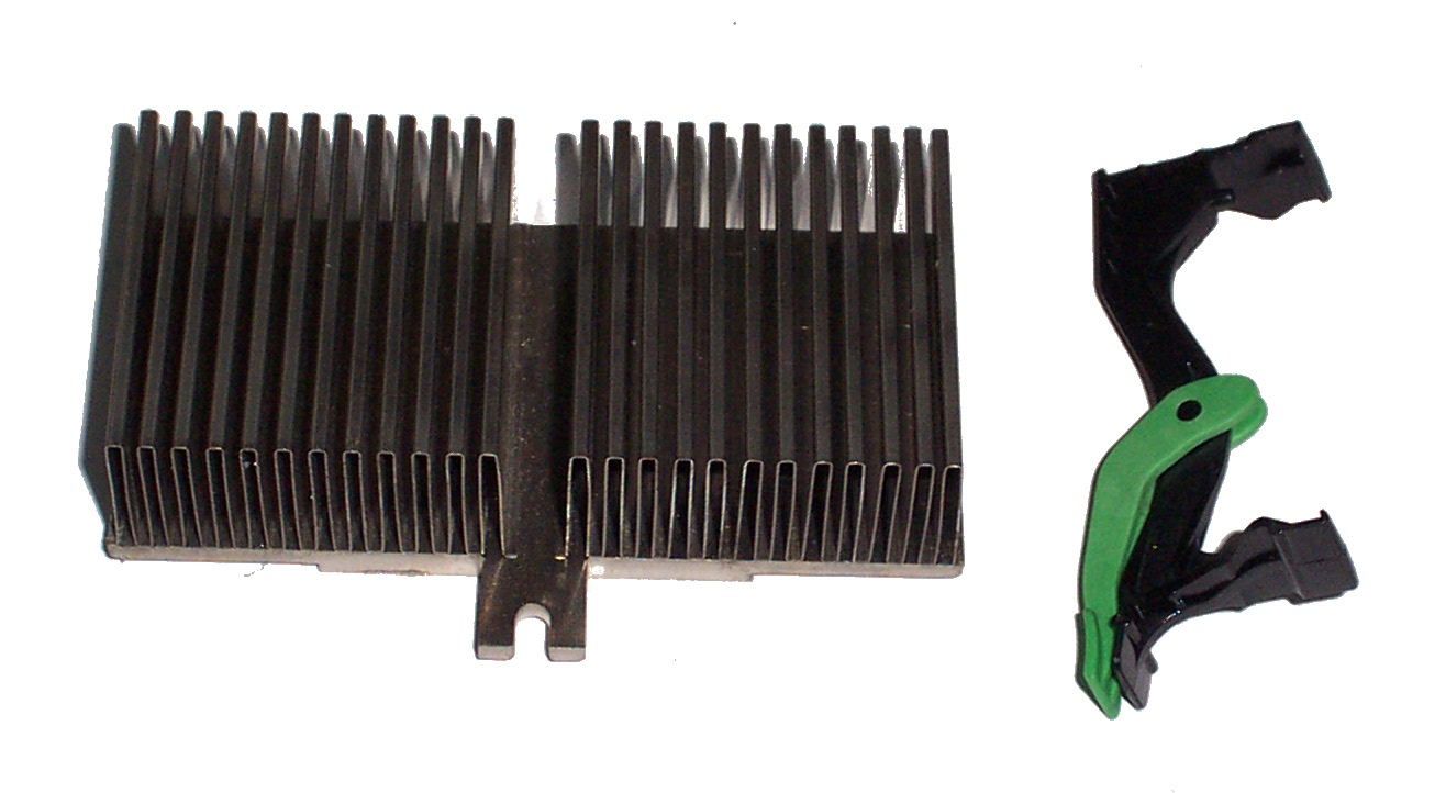Dell 5P670 PowerEdge 350 Heatsink with Clip