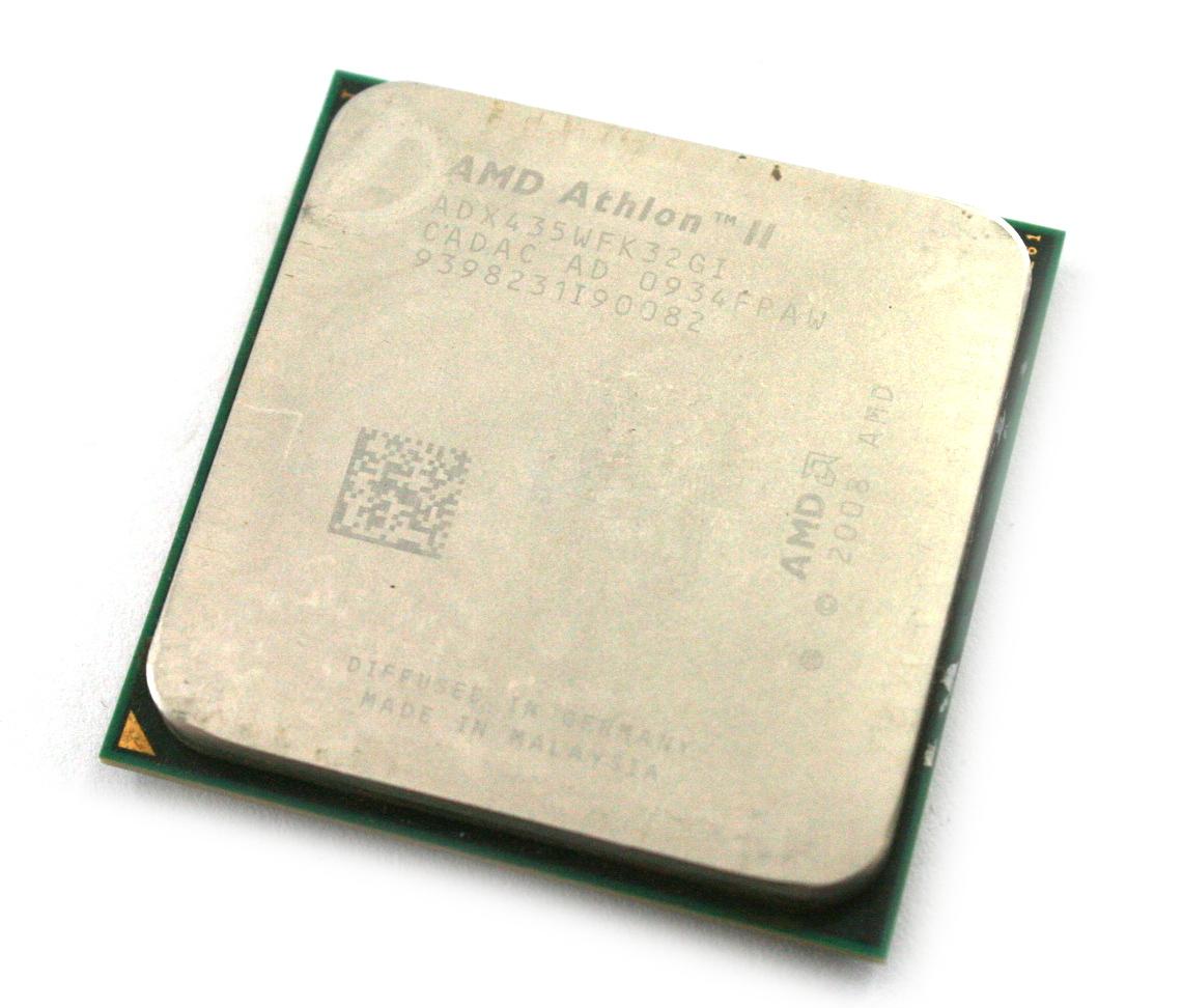 ADX435WFK32GI AMD Athlon II X3 435 2.9GHz AM2+ AM3 CPU Processor