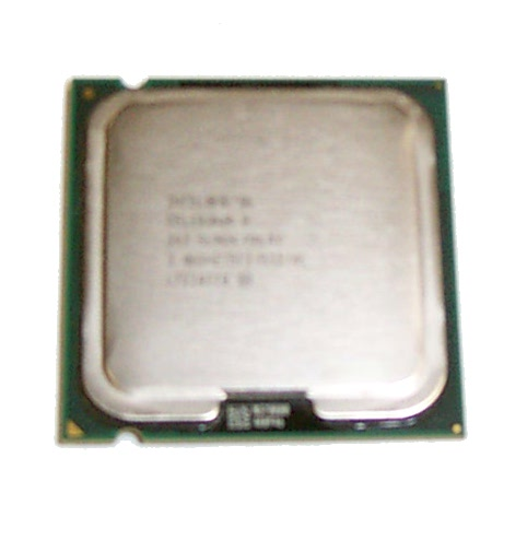 Intel SL9KN Celeron D 3.06GHz 533MHz FSB 512K Cache PLGA775 Socket Processor