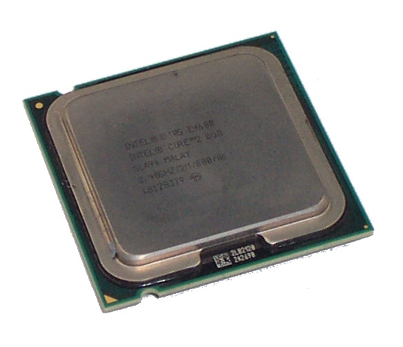 Intel SLA94 E4600 Core 2 Duo 2.4GHz 800FSB Allendale Socket 775 Processor