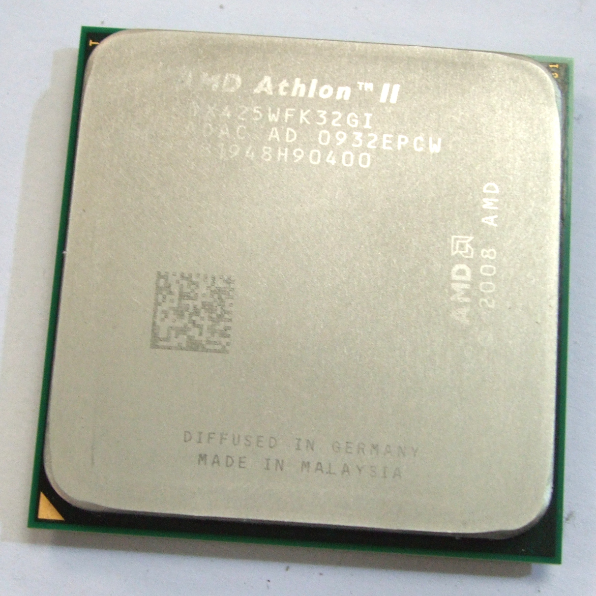 ADX425WFK32GI AMD 2.7GHz Athlon II X3 425 AM2+ AM3 CPU Processor