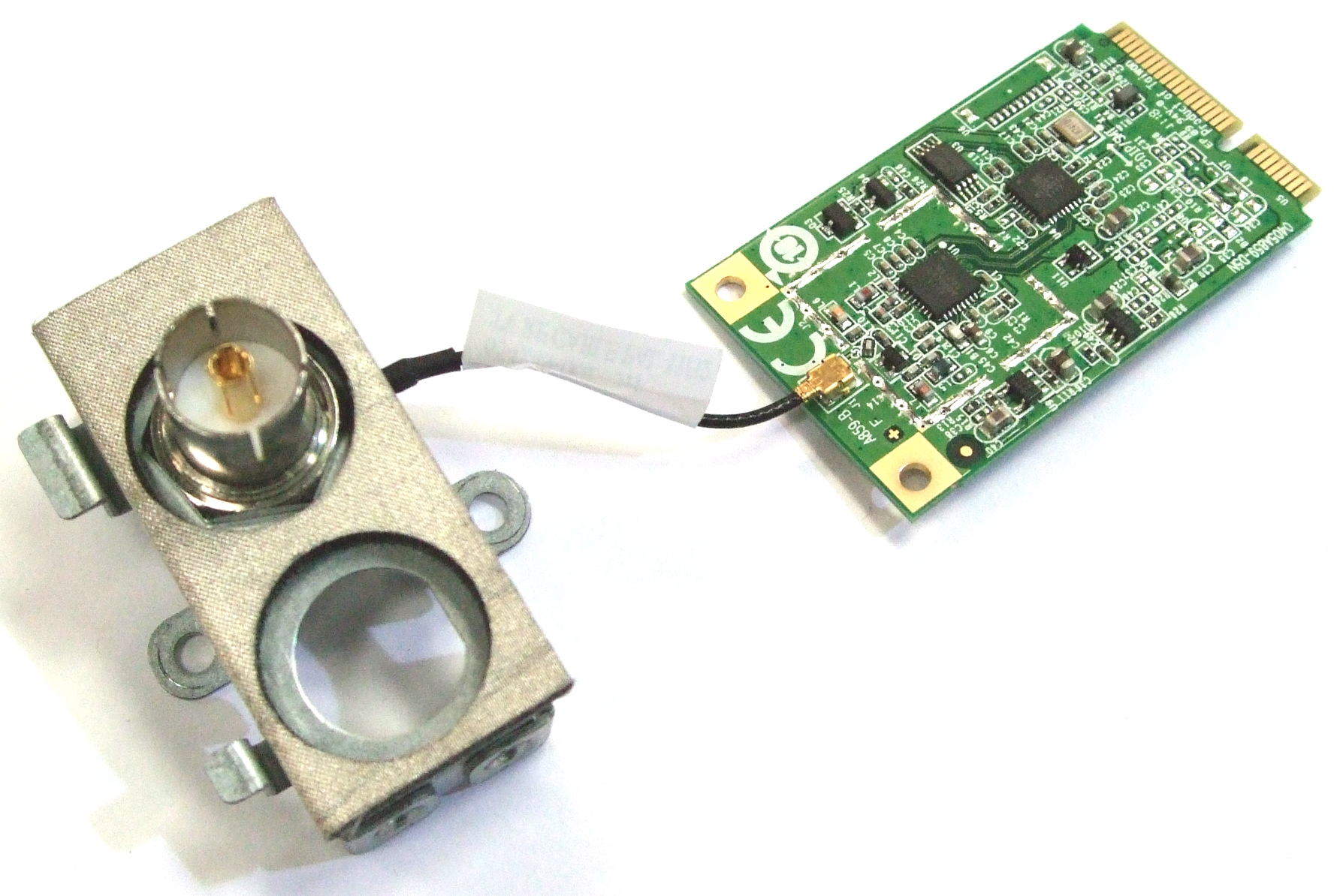 660248-001 HP TouchSmart 520 PC TV Tuner Card with Antenna Socket 654249-001