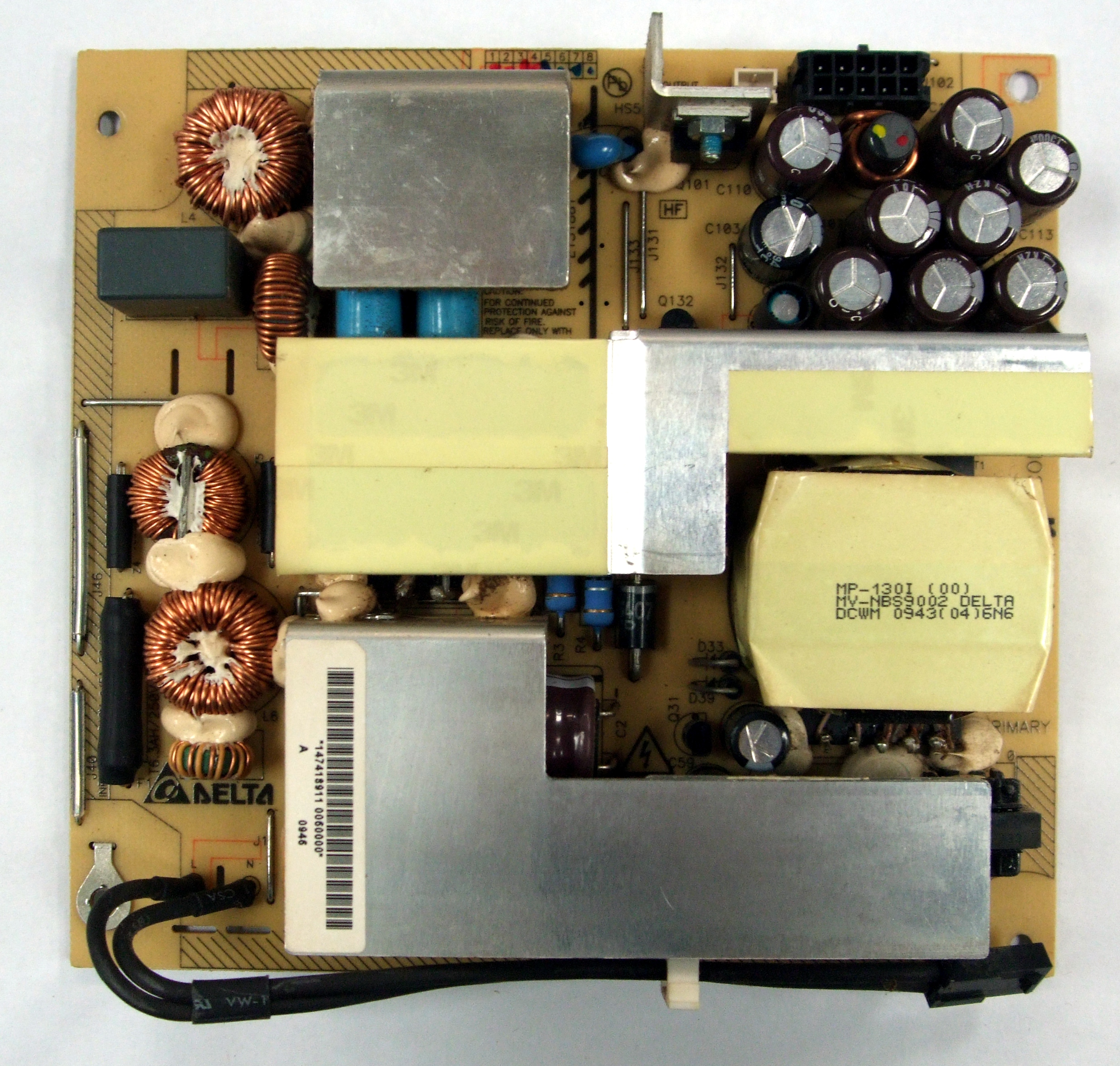 Delta 216W Power Supply ADP-240CF B for Sony Vaio PCV-A1111M 147418911