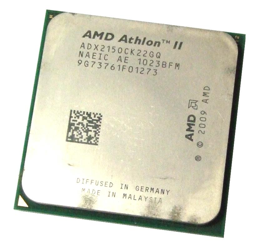 AMD ADX215OCK22GQ Athlon II X2 215 2.7GHZ Dual-Core 1MB AM3 Processor
