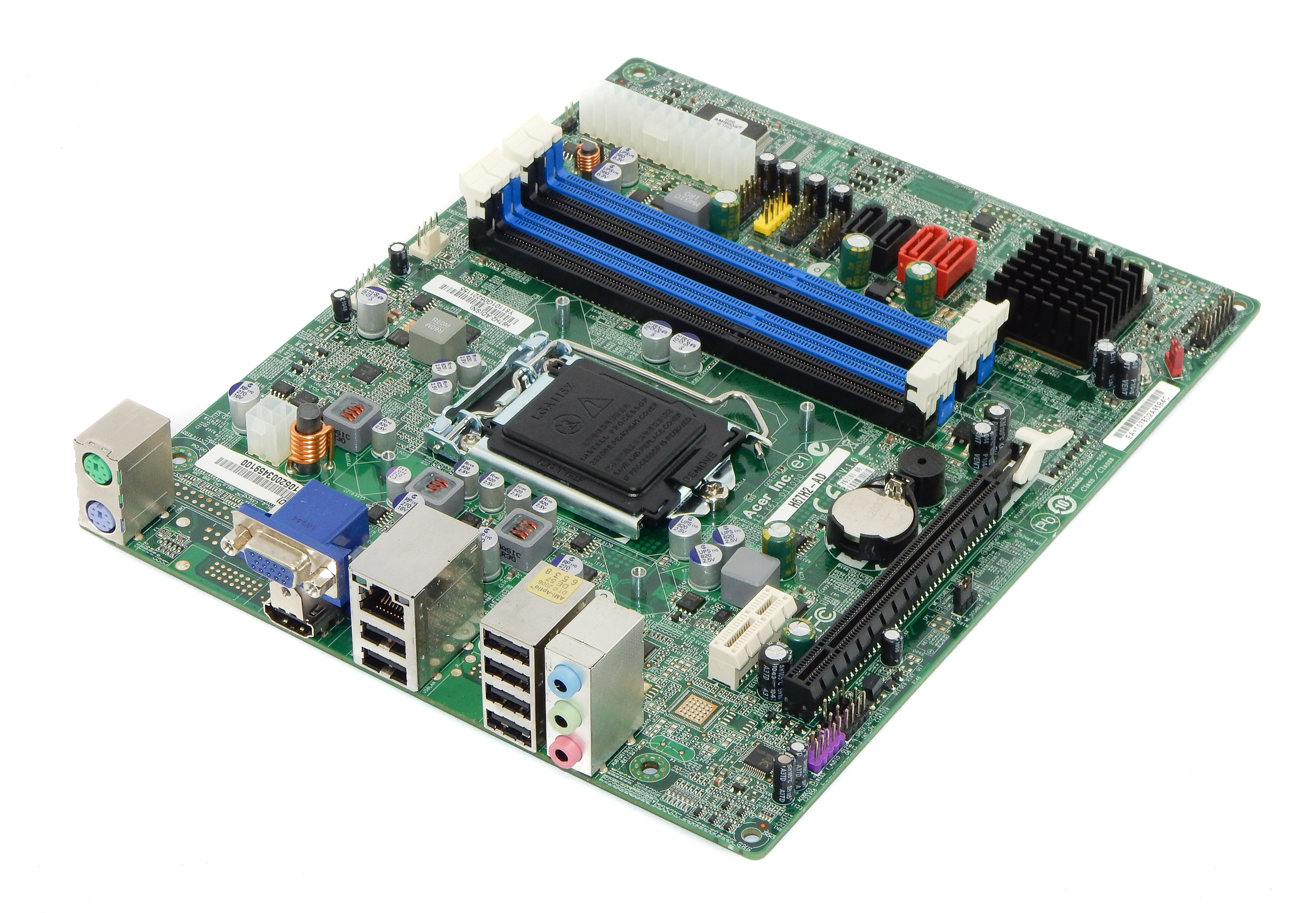 H67H2-AD Packard Bell oneTwo Motherboard L5861 L17526uk Z5761 1155 MB.U6B07.001