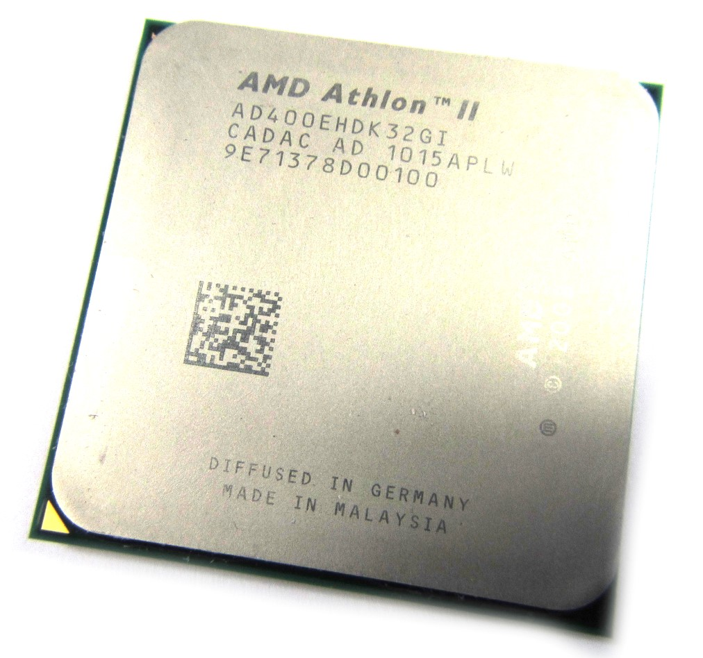AD400EHDK32GI AMD Athlon II X3, 2.2 GHz, triple-core Socket AM3 Processor