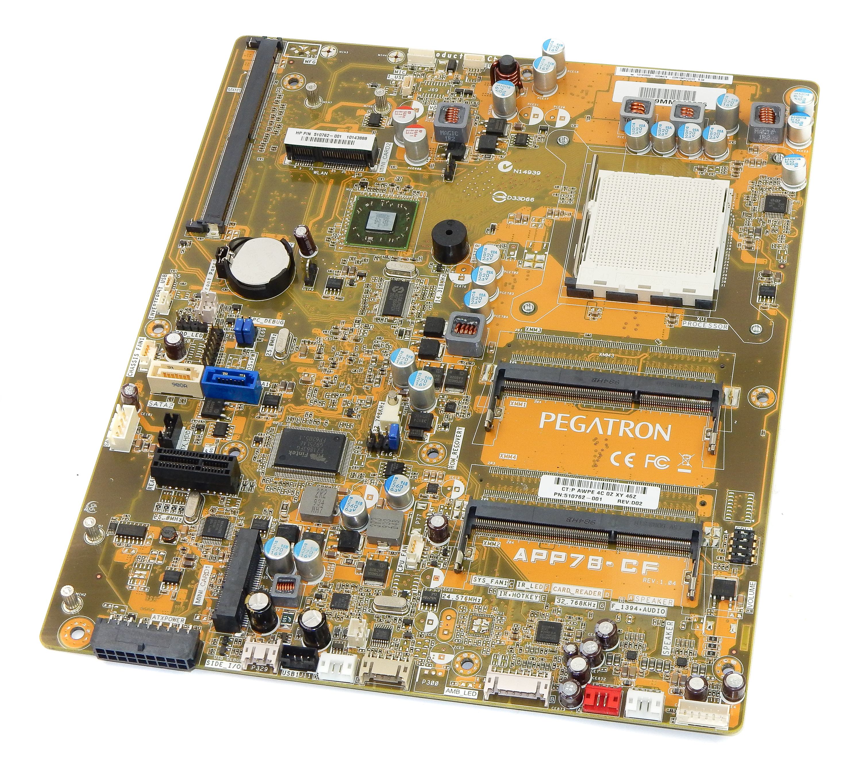 APP78-CF HP Touchsmart 300 Pegatron Motherboard 510762-001