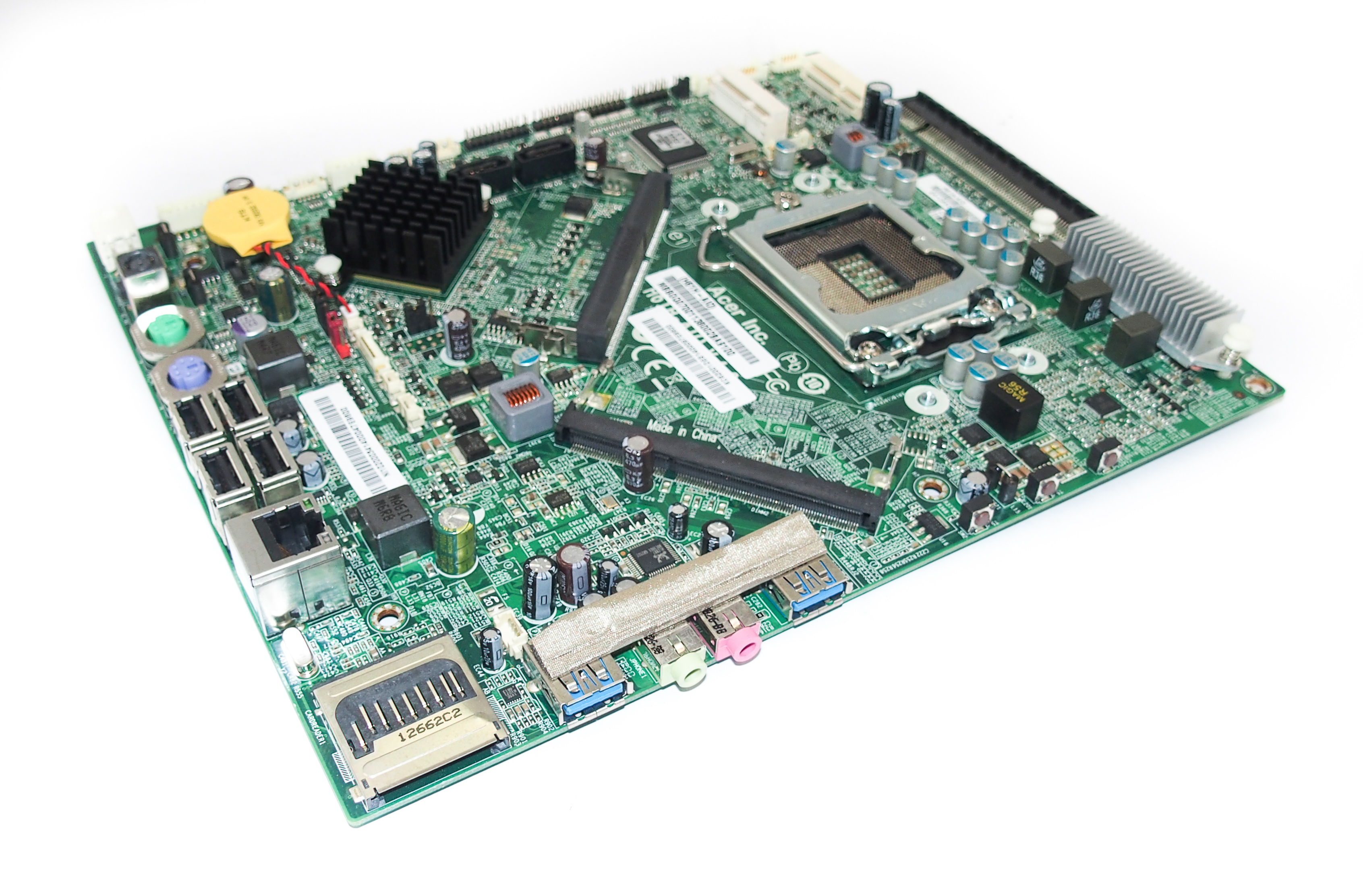 Acer Aspire Z3620 H61H-AIO System Motherboard MB.SGQ07.001