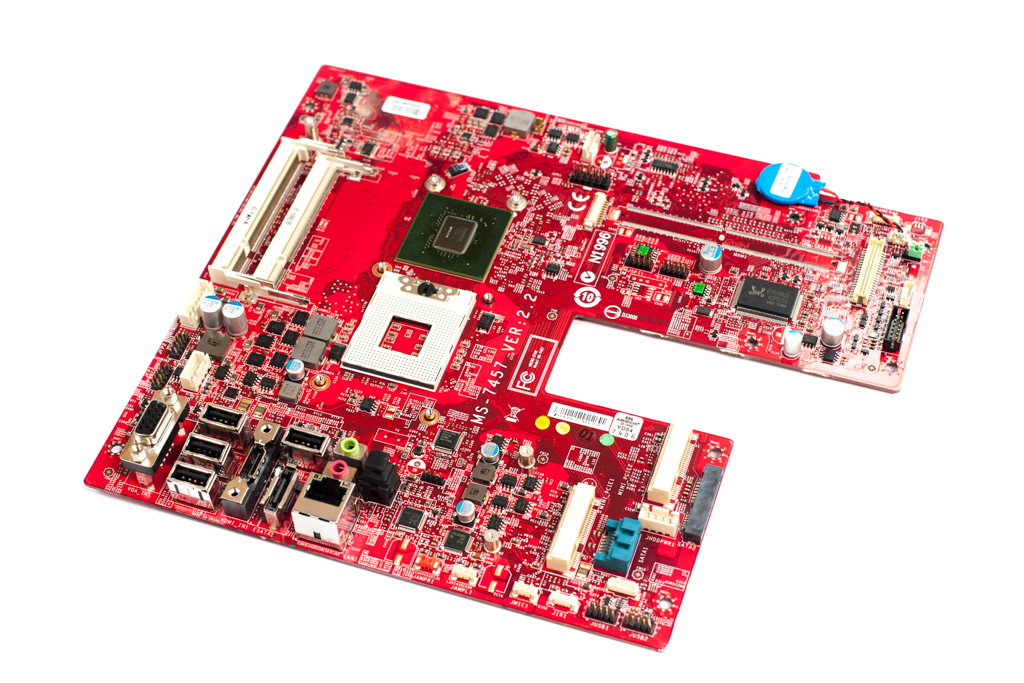 Advent All in One PC MT22 MS-7457 VER 2.2 System Motherboard