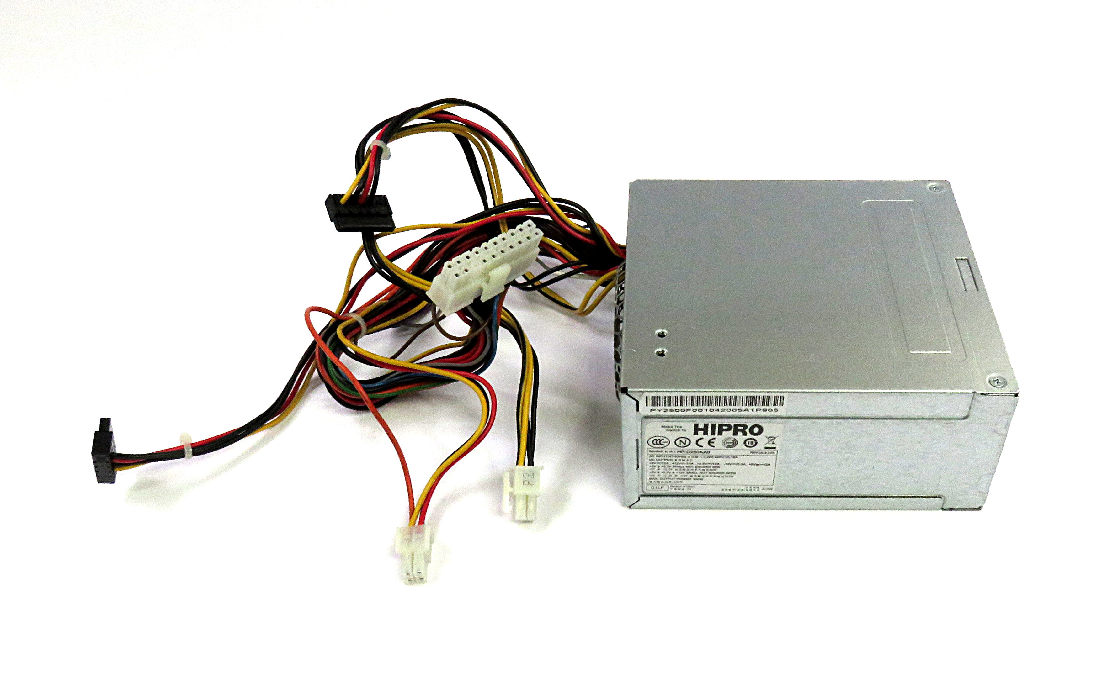 HP-D250AA0 HiPro 250W 20/24-Pin Power Supply