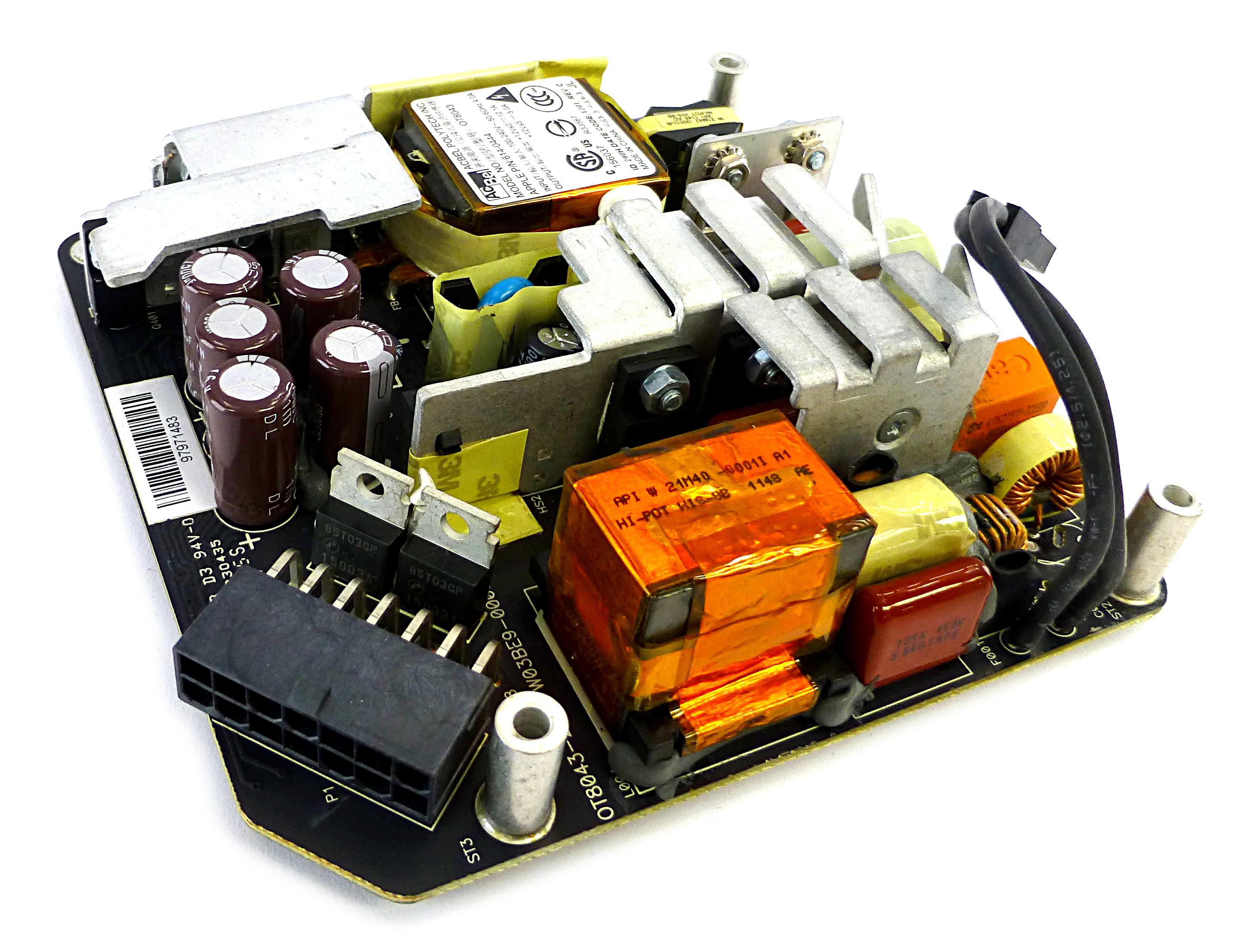 "614-0444 Apple iMac A1311 21.5"" ACBEL OT8043 Open Frame Power Supply 661-5299"