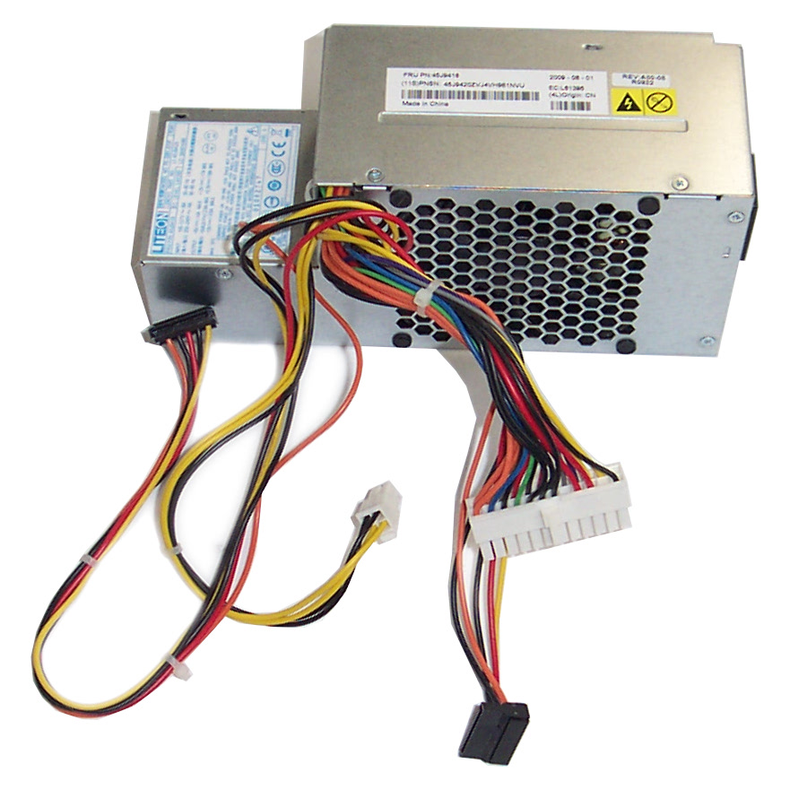 IBM 45J9418 Lenovo ThinkCentre 280W Power Supply - LiteOn PS-5281-01VF