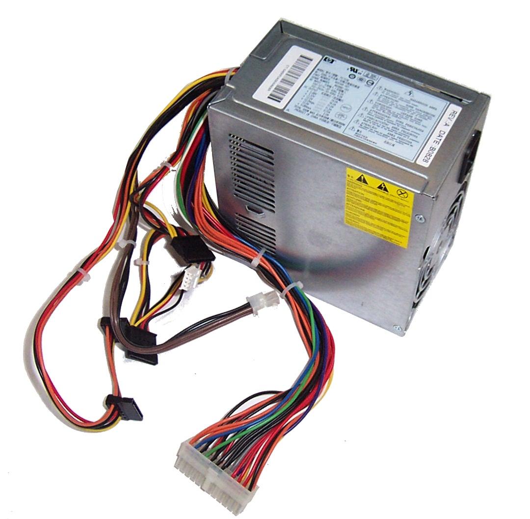 HP 460880-001 300W Max ATX Power Supply- P/N: 469348-001