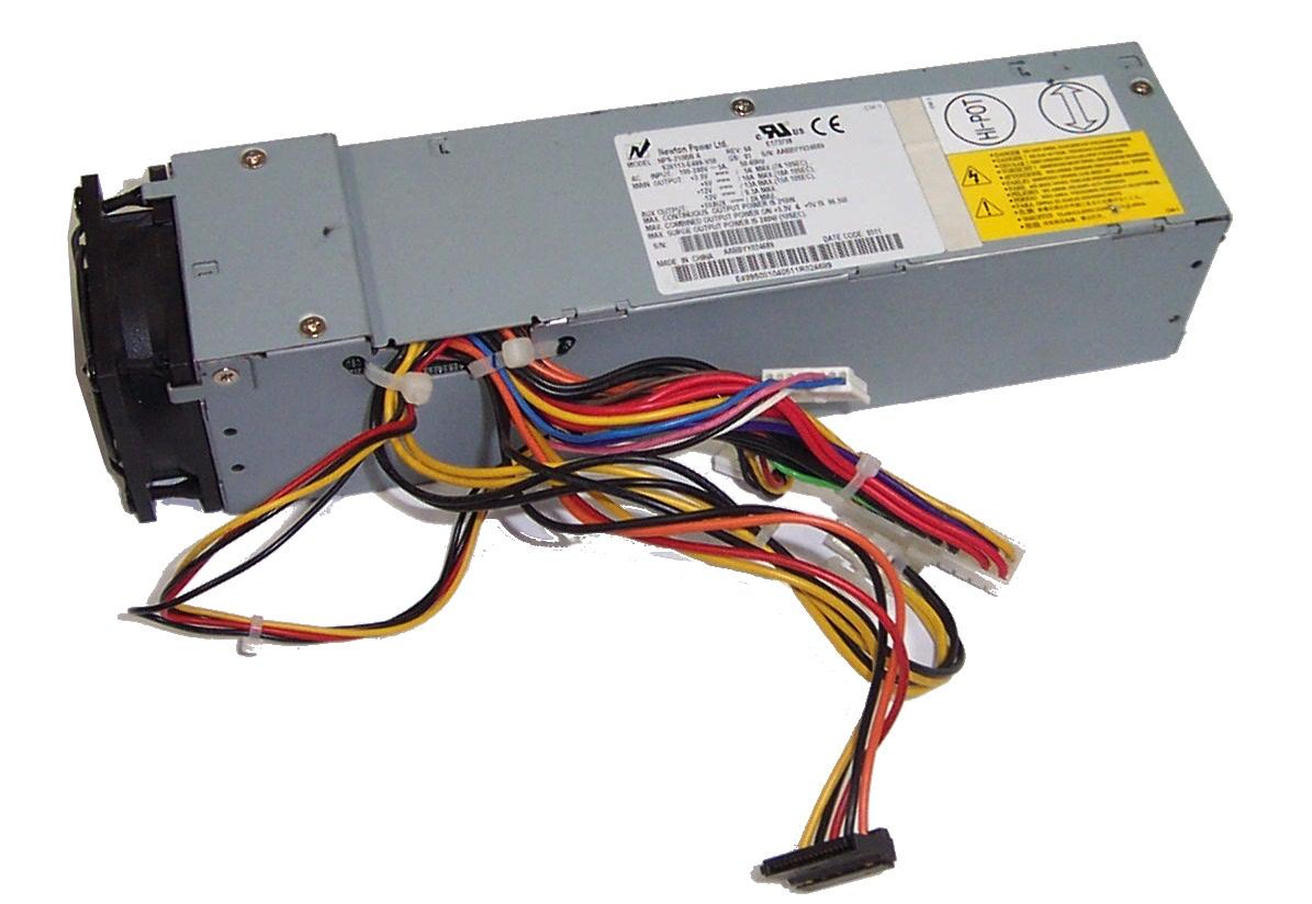 Fujitsu Siemens S26113-E499-V50 210W Power Supply- Newton Model: NPS-210BB A