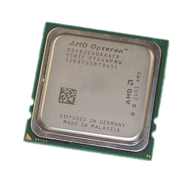AMD OSY8220GAA6CR Opteron Dual Core 8220 SE 2.8GHz Socket F Processor