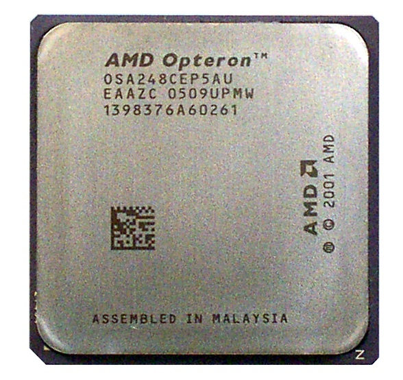 AMD OSA248CEP5AU Opteron 248 2.2GHz 1MB Socket 940 Processor