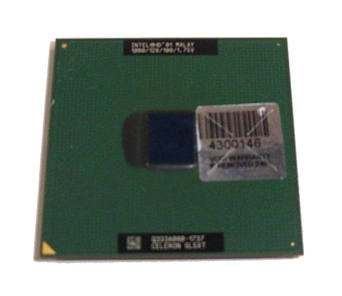 Intel SL5XT Celeron 1.00 GHz 128K Cache 100 MHz FSB Socket 370 Processor