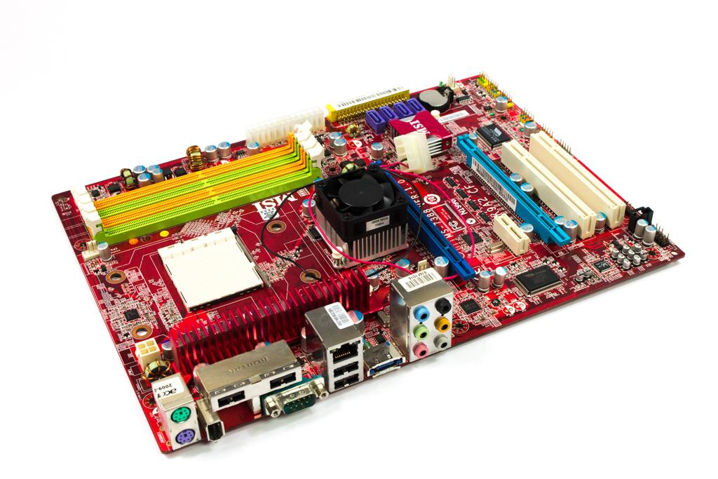 MS-7388 Ver 1.0 MSI AMD AM2+ Motherboard - K9A2 CF