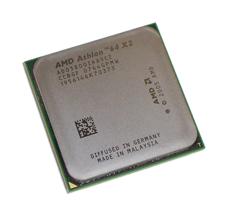 AMD ADO3800IAA5CZ Athlon 64 X2 Dual-Core 3800+ 2.0GHz Socket AM2 Processor