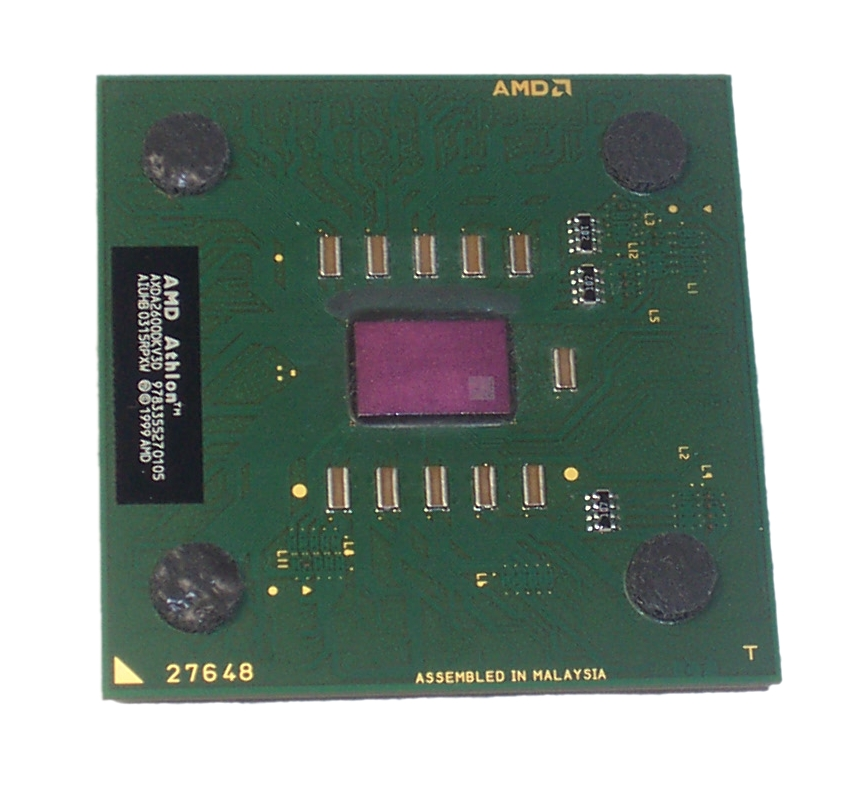 AMD AXDA2600DKV3D Athlon XP 2600+ 2.08GHz 256KB Socket A CPU