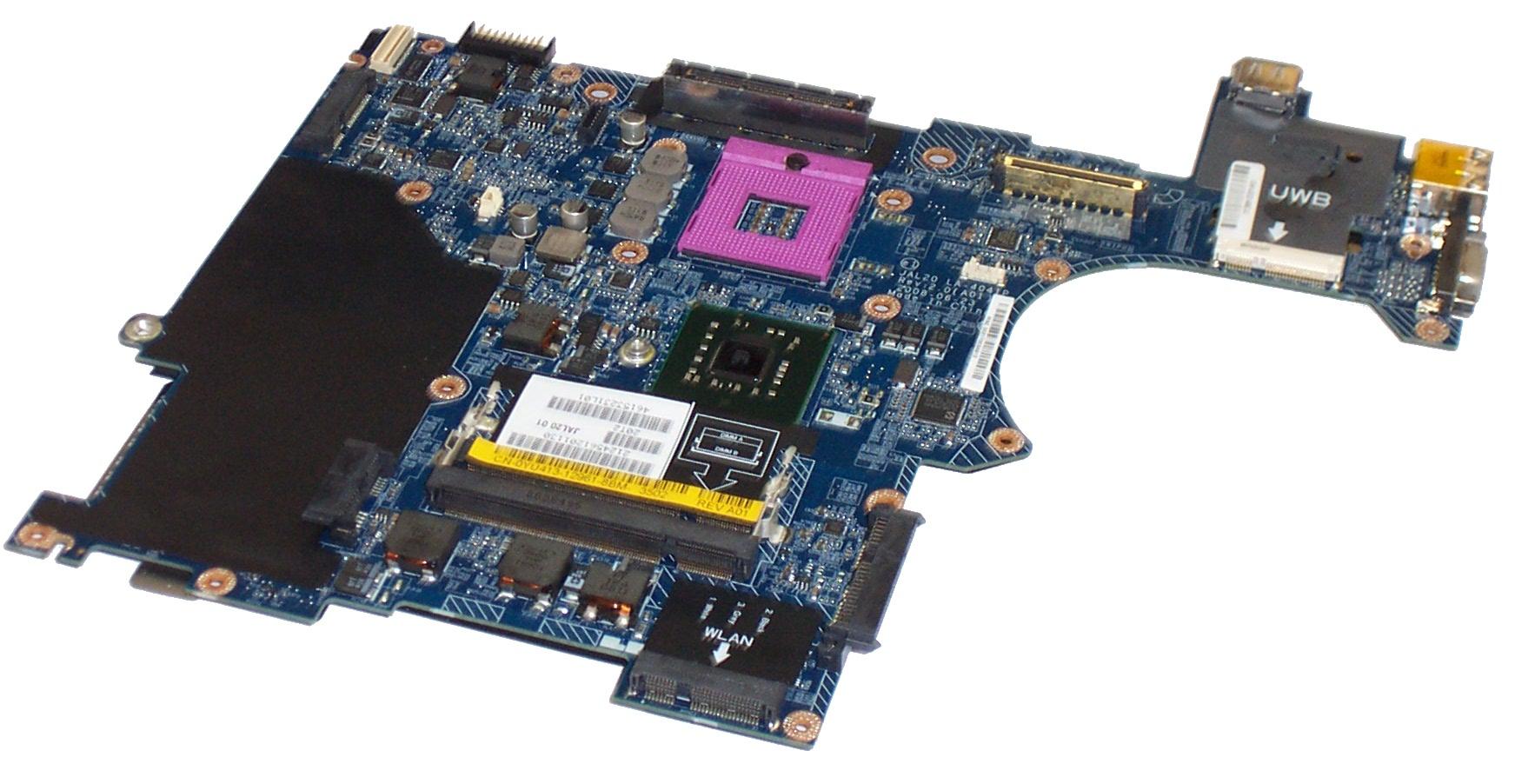Dell YU413 Latitude E6500 Socket rPGA-478MNN Motherboard