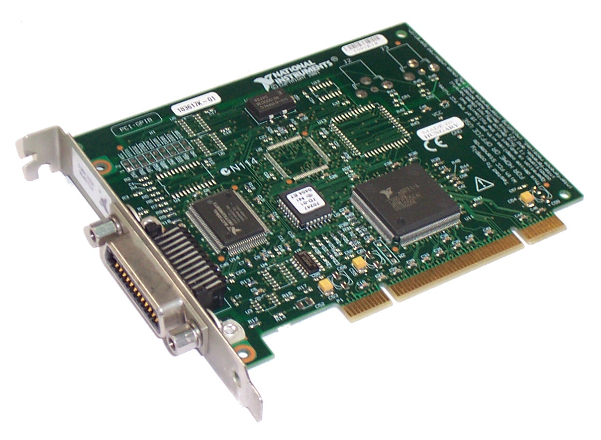 National Instruments PCI-GPIB IEEE 488.2 PCI Card