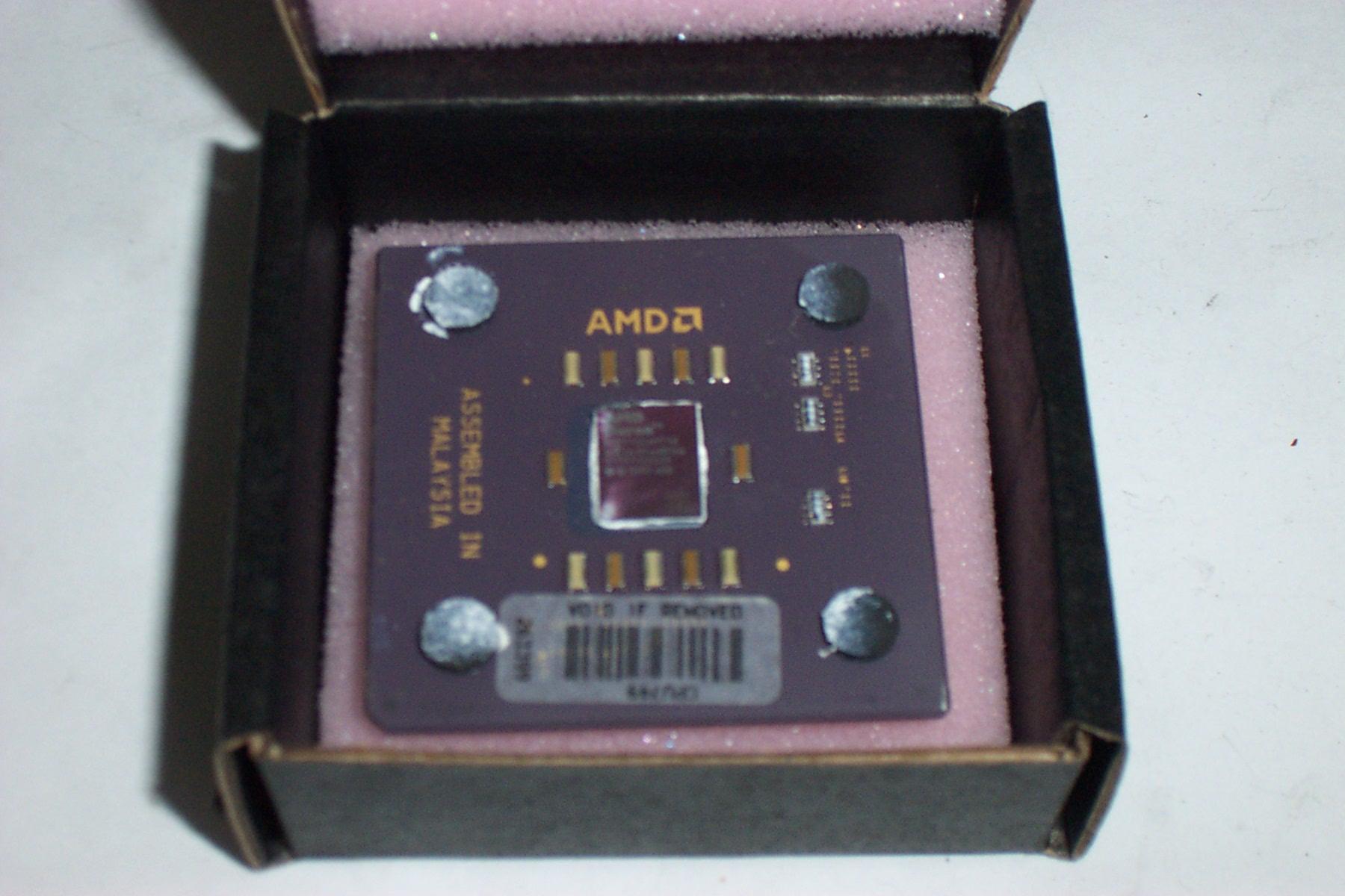 AMD DHD1100AMT1B Duron 1100 Socket A Processor