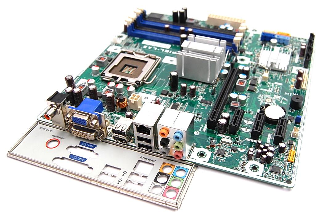 HP 612499-001 Pro 3120 SFF/Micro Tower LGA775 Socket T Motherboard