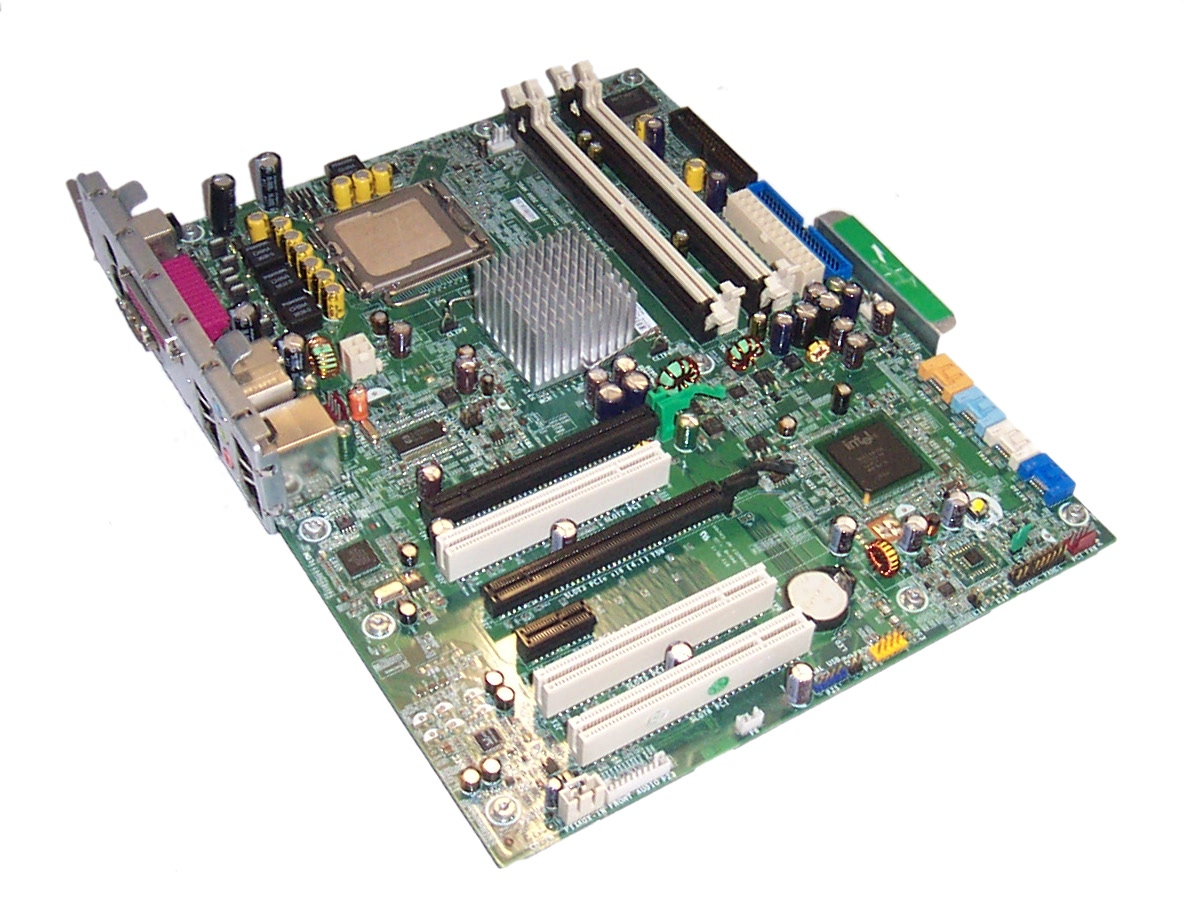 HP 437314-001 XW4400 Workstation LGA775 Motherboard - 412410-002