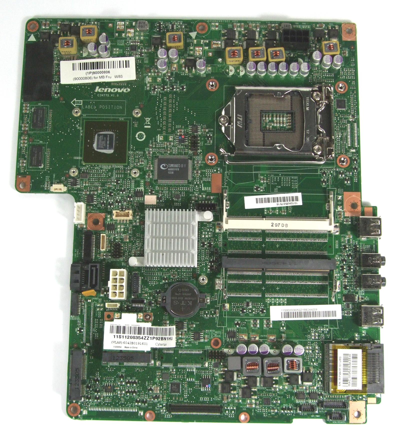Lenovo CIH77S IdeaCenter B540P Motherboard - 1310A2537516 / 90000806
