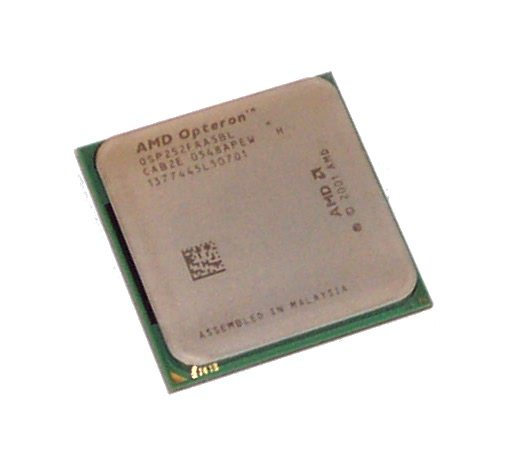 AMD OSP252FAA5BL Opteron 2.6GHz Socket 940 Processor