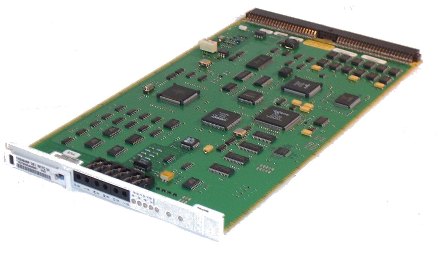 Avaya TN2464BP HV2 DS1 Interface 24 Definity Card