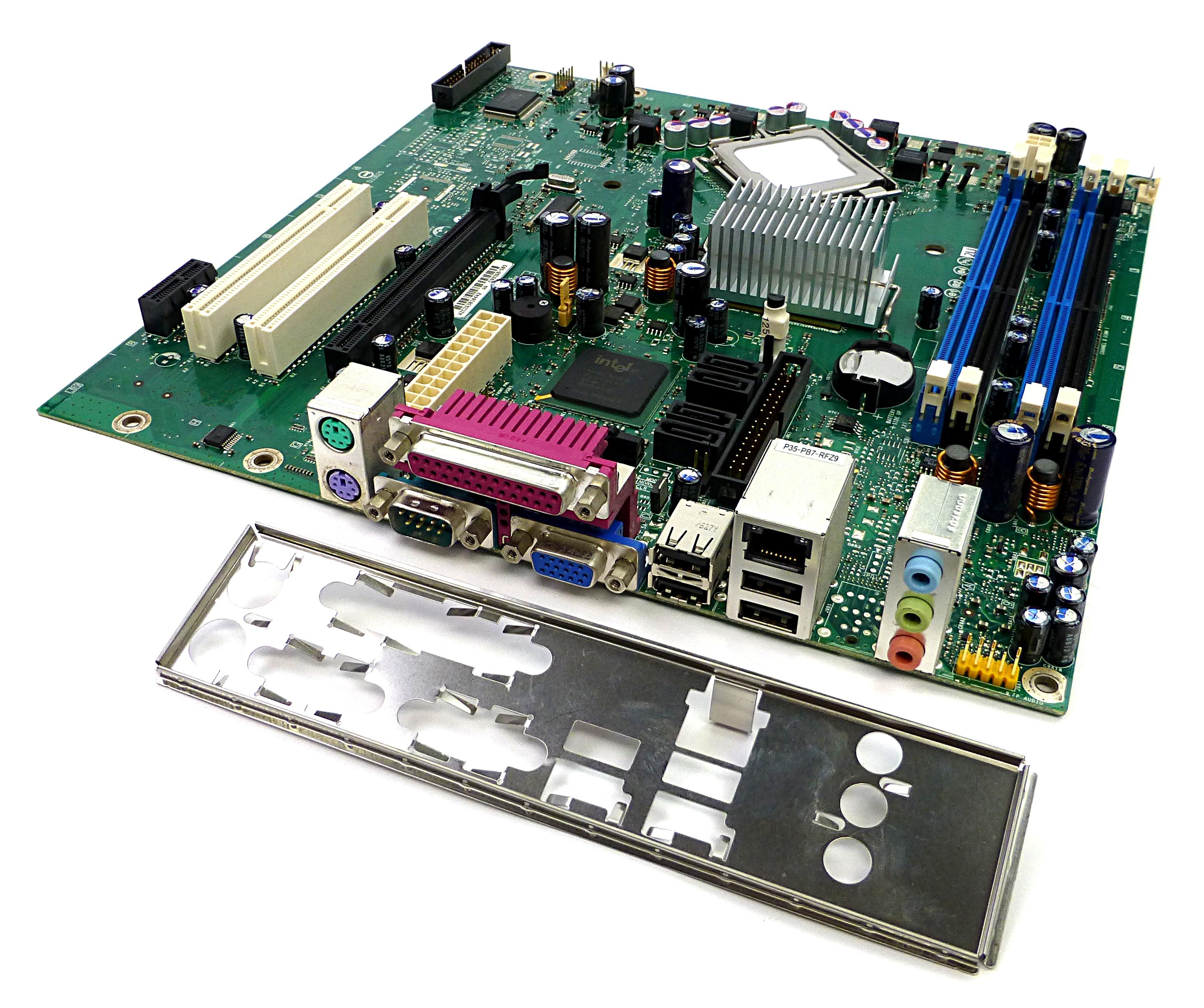 Intel C99368-503 D945GCZ LGA775 System Motherboard