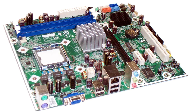 HP 464517-001 dx2420 Minitower LGA775 Motherboard - SPS 480429-001