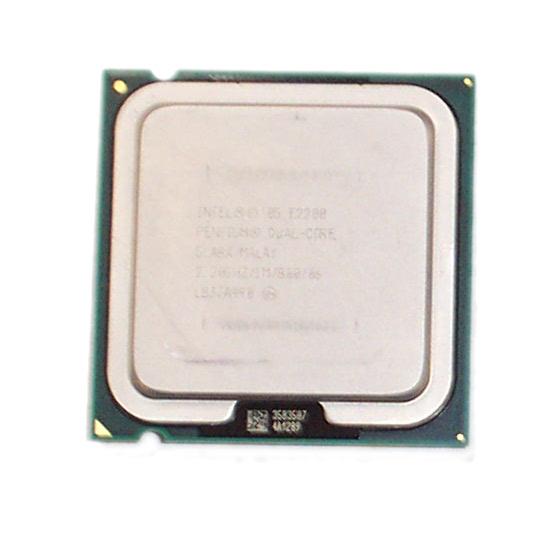 Intel SLA8X Pentium Dual-Core E2200 2.20GHz Socket T LGA775 Processor 1M/800FSB