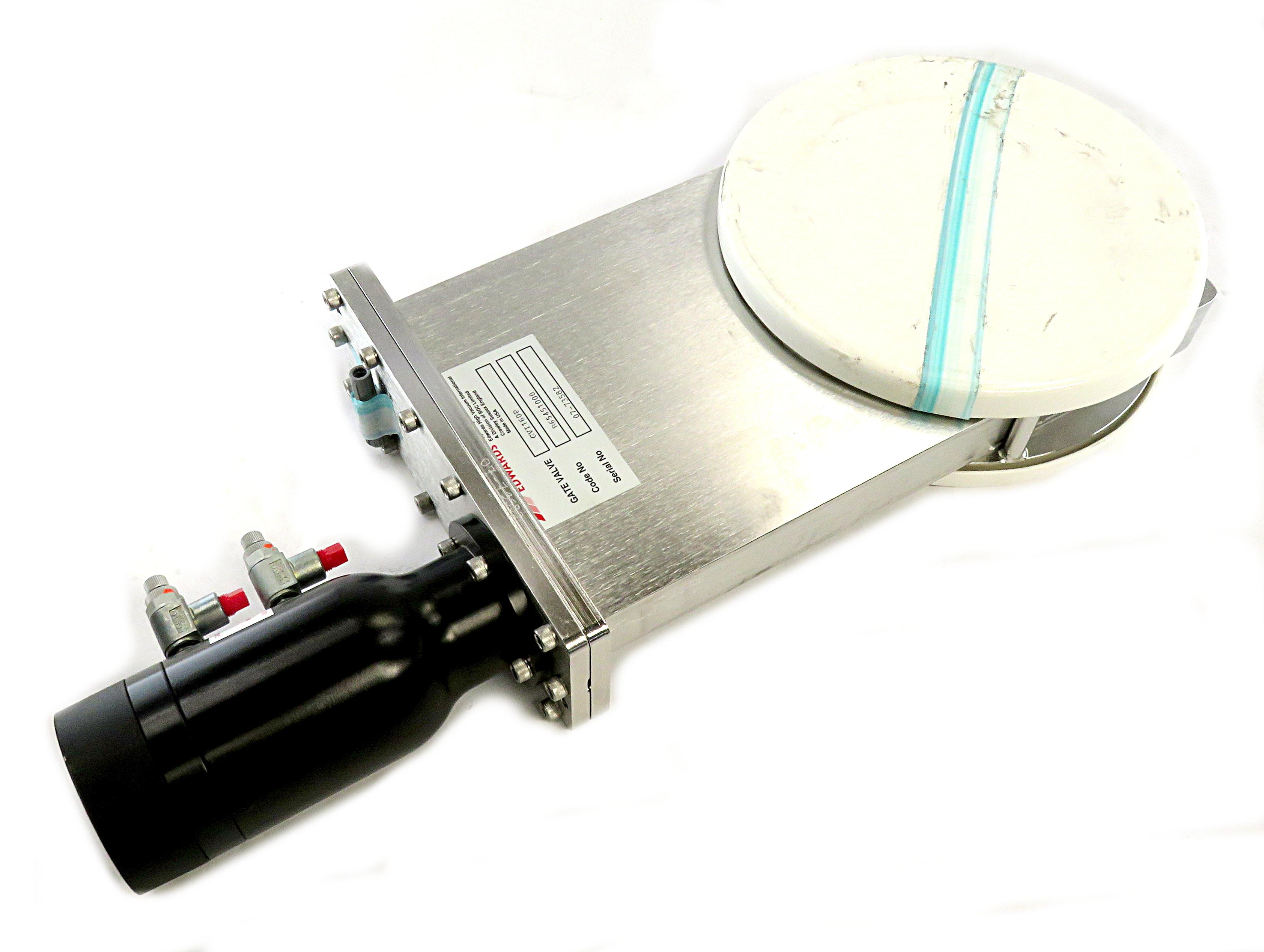 "Edwards High Vacuum International GVI160P GV 6"" Gate Valve - Code No. B65451000"