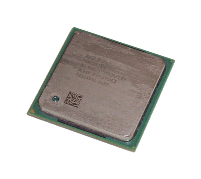 Intel SL66R Pentium 4 2GHz 400MHz 512KB Socket 478 Processor