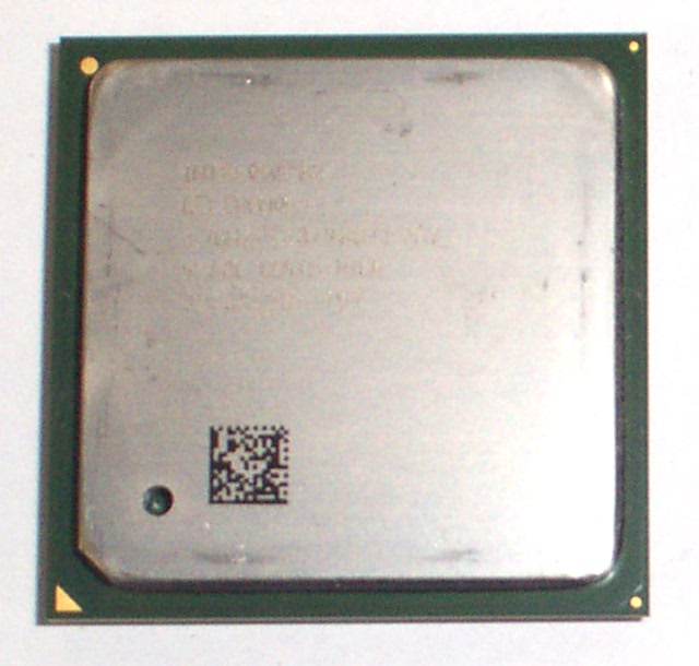 Intel SL68C Celeron 1.7GHz 128KB 400MHz Socket 478 CPU