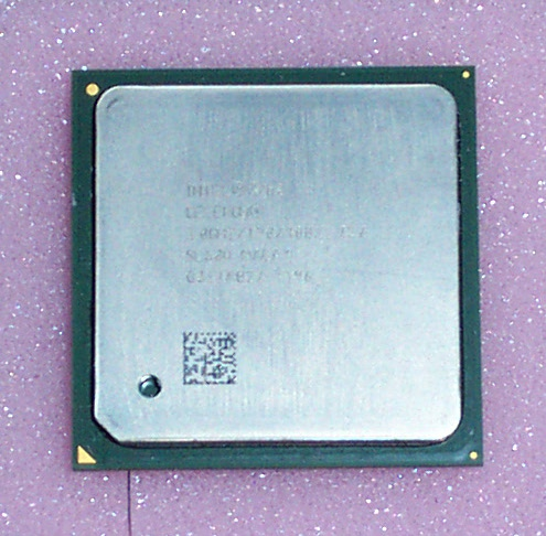 Intel SL68D Celeron 1.8GHz 128KB 400MHz Socket 478 Processor