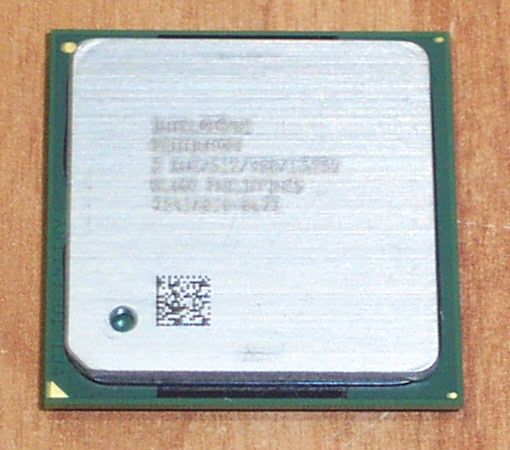 Intel SL68Q Pentium 4 1.8GHz 400MHz 512KB Socket 478 Processor