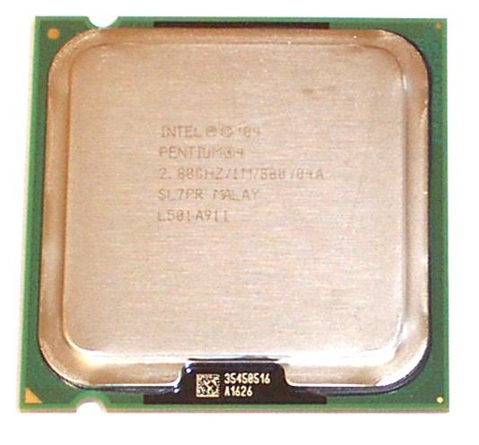 Intel SL7PR Pentium 4 520J 2.8GHz 1M Cache 800MHz FSB Processor