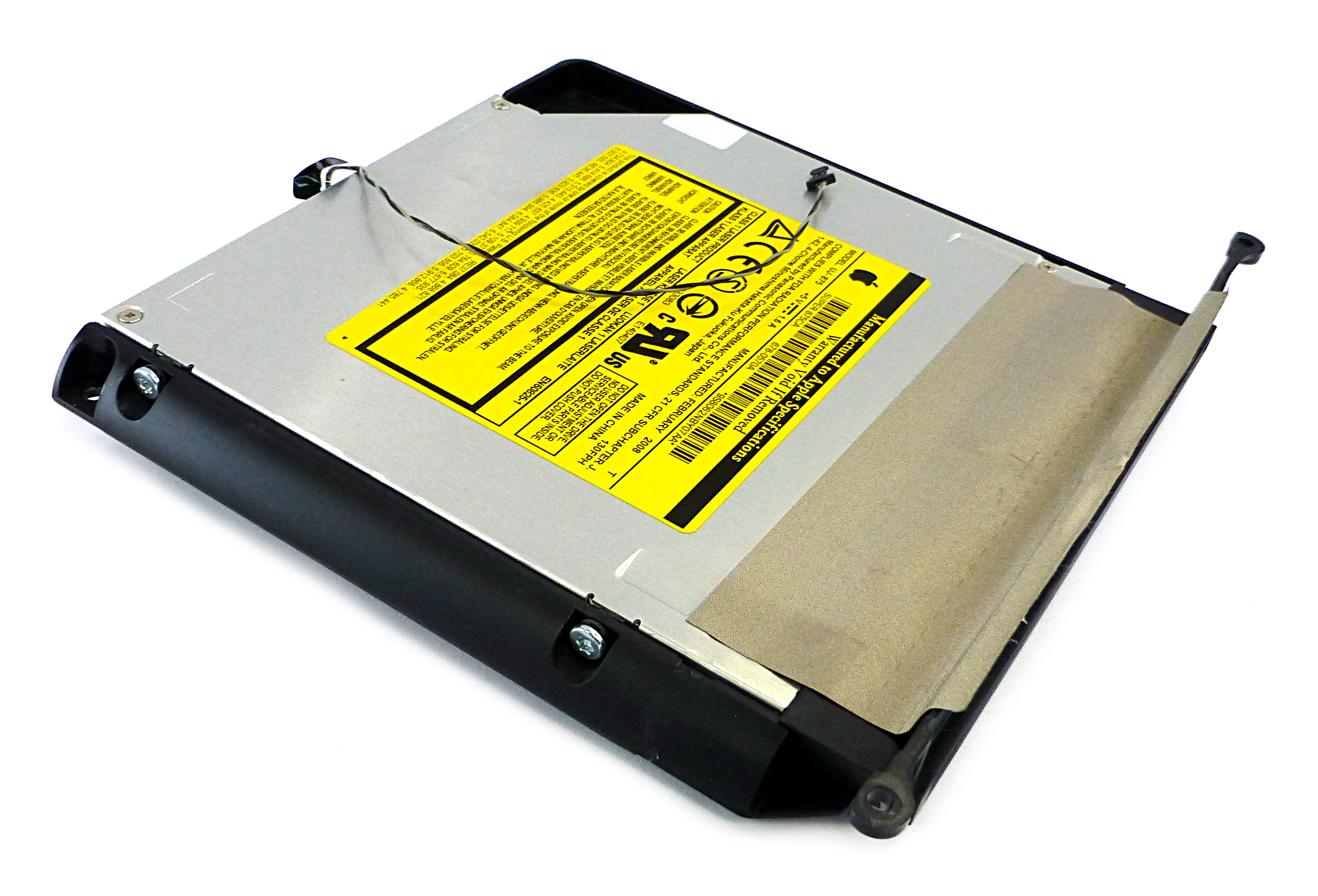 Apple iMac 2008 678-0570A Super 875CA UJ-875 DVDRW Drive