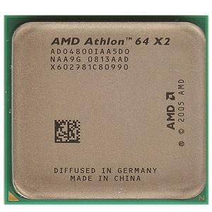 AMD Athlon 64 X2 4800+ 2.3GHz ADO4800IAA5DO AM2 65W Dual Core