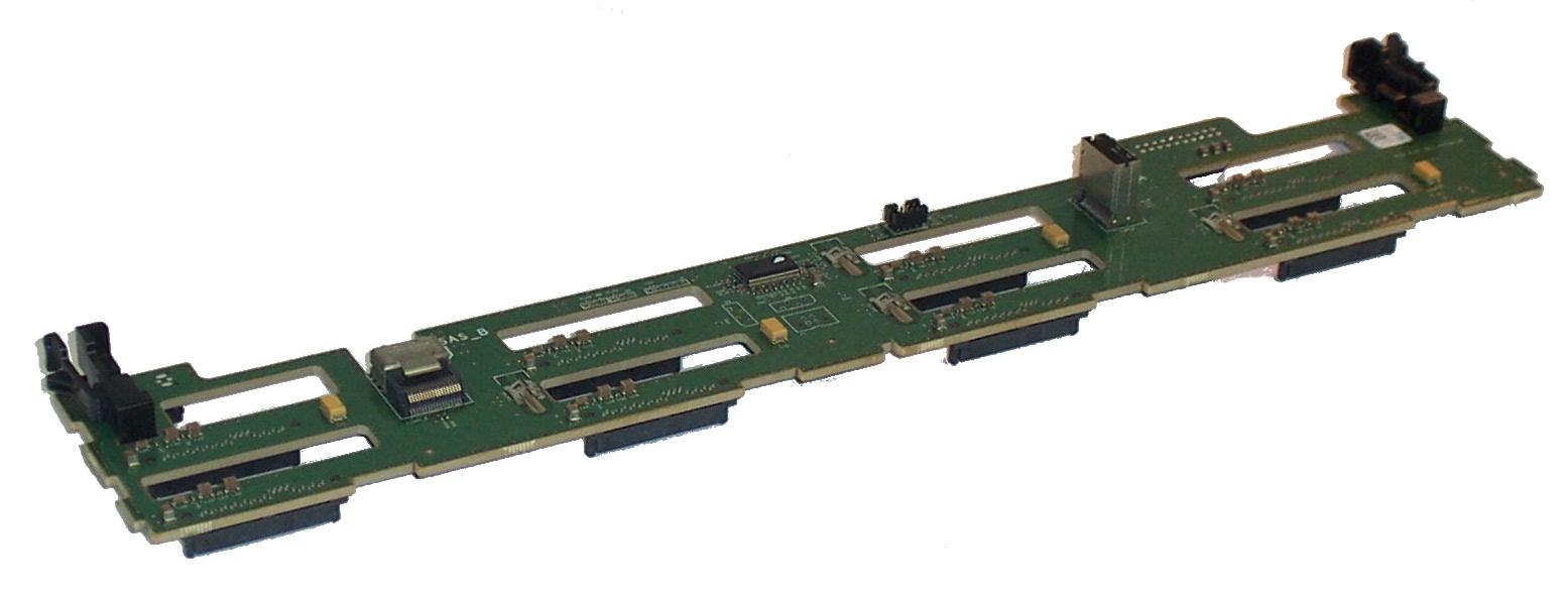 Dell X836M PowerEdge R510 R515 SAS 8-Slot Backplane