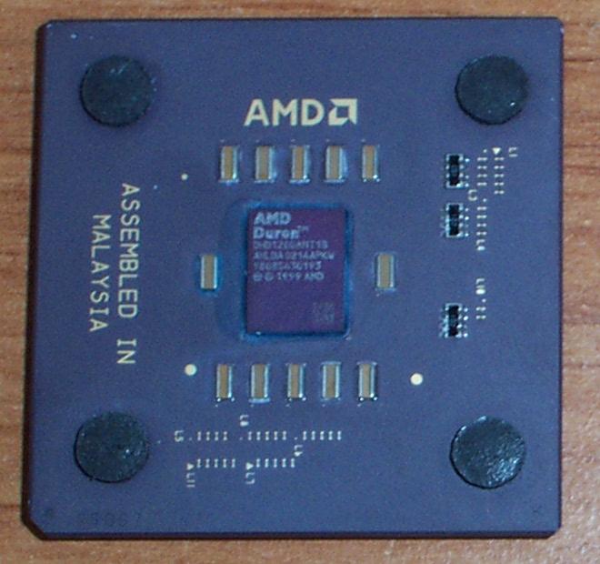 AMD DHD1200AMT1B Duron 1200 Socket A Processor