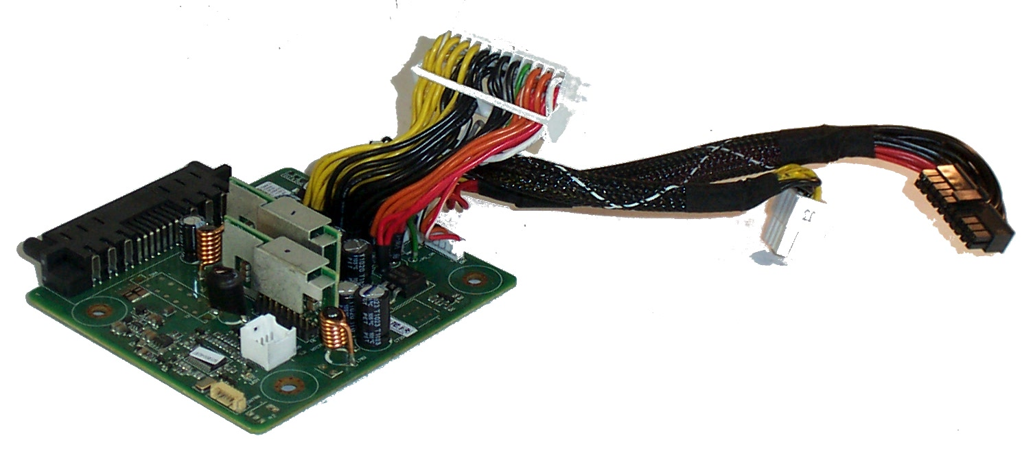 Dell X847M PowerEdge R510 PowerVault DL2200 Power Distribution Board