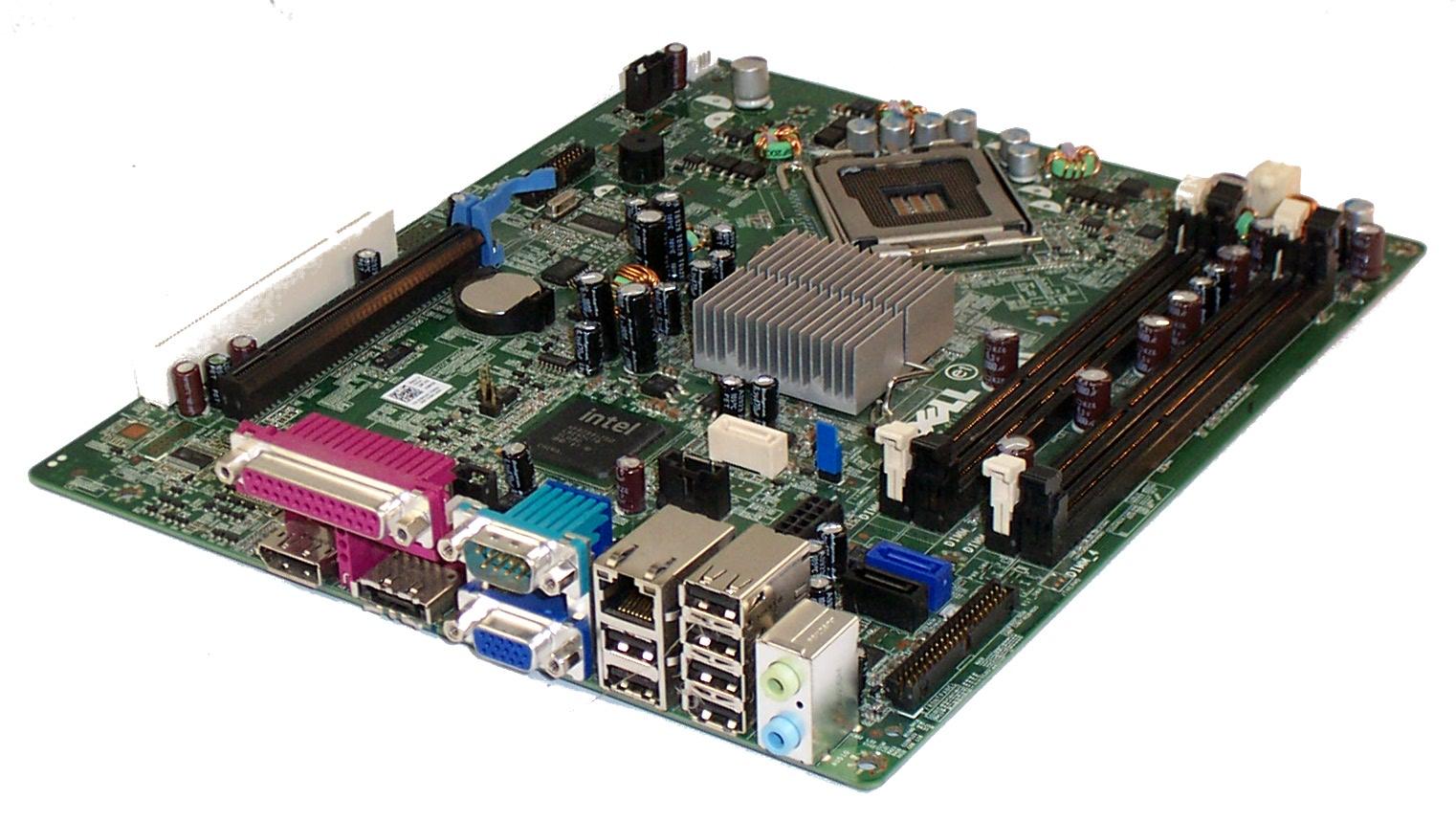 Dell 3NVJ6 OptiPlex 780 SFF (Model:DCCY1F) LGA775 Motherboard