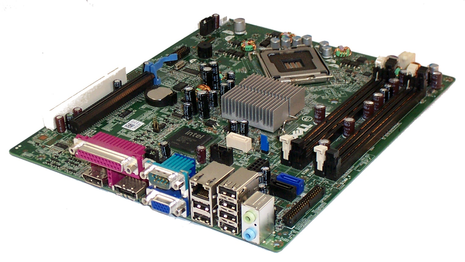 Dell 3NVJ6 OptiPlex 780 SFF (Model:DCCY1F) LGA775 Motherboard