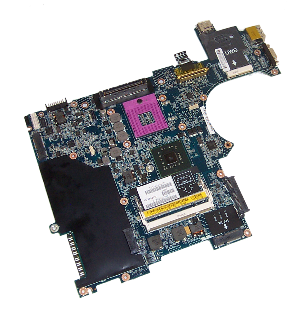 Dell H344N Latitude E6500 Socket P (mPGA478MN) Motherboard